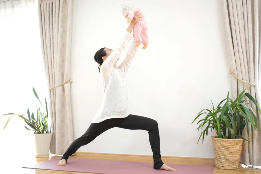 神奈川県鎌倉市『赤ちゃんとヨガ』ベビー・ママ「ヨ…の画像