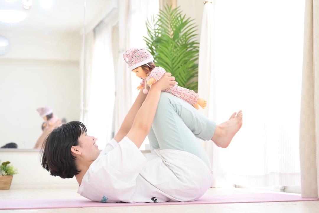 産後ヨガ資格