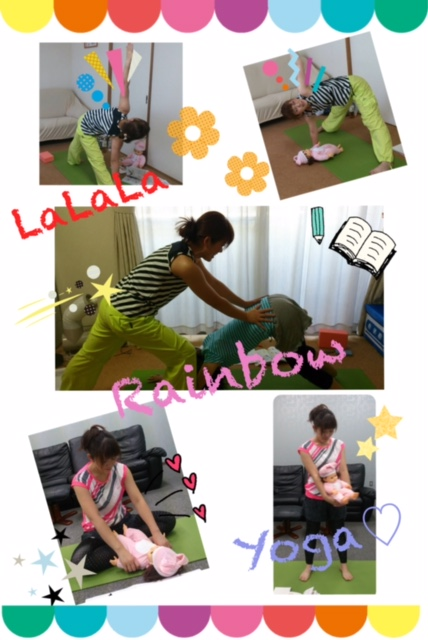 LaLaLa Rainbow Yoga