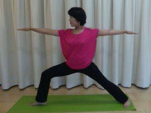 With maki yoga
