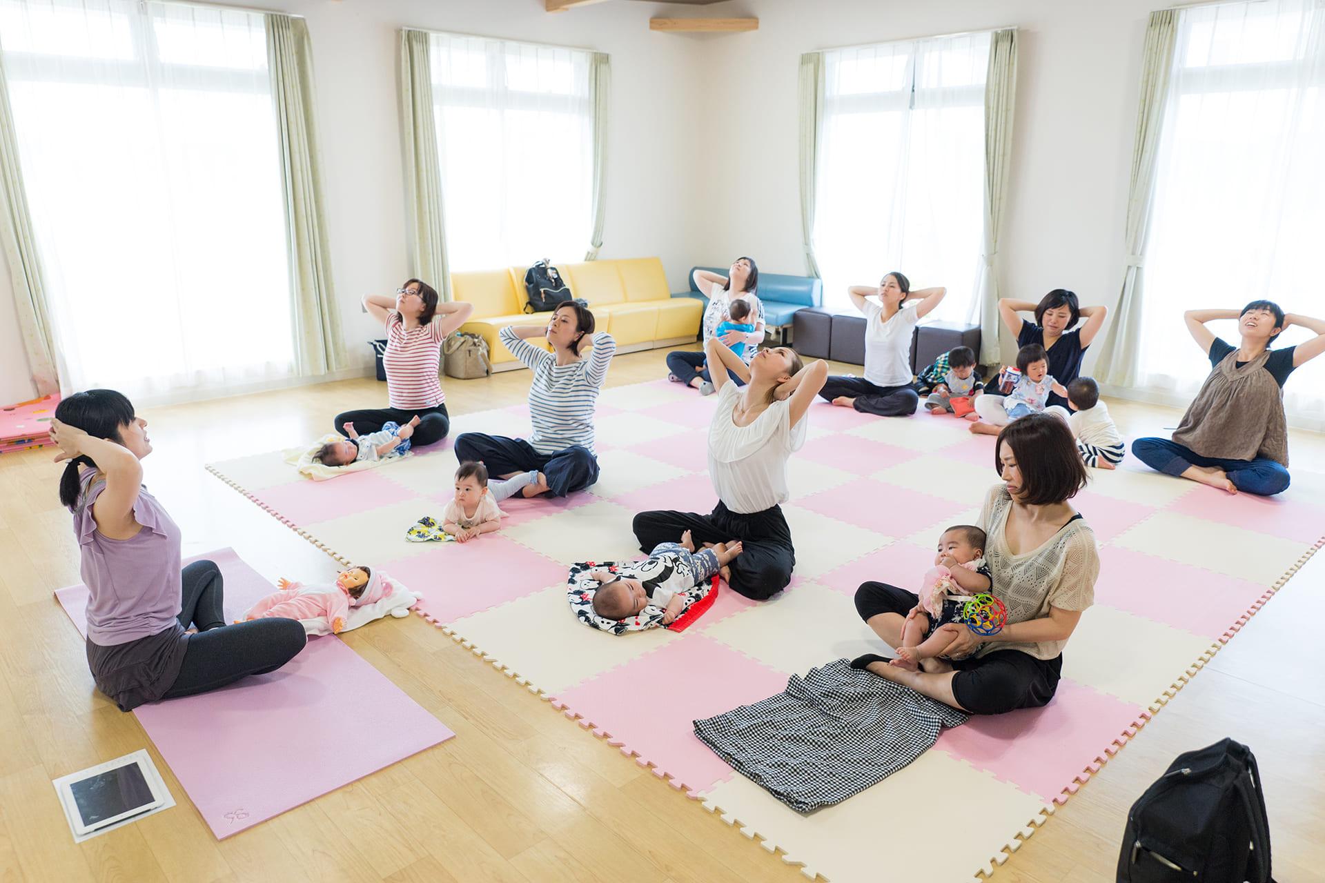 ヨガ教室Banbi(バンビ)